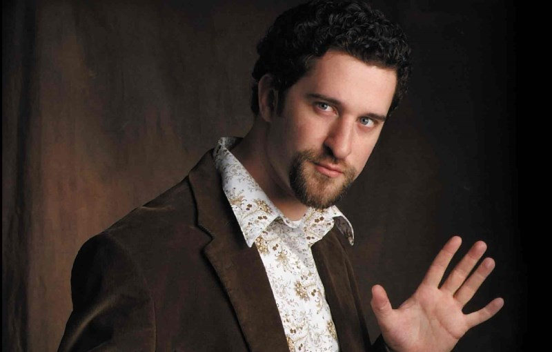Dustin Diamond Behind the Bell cover