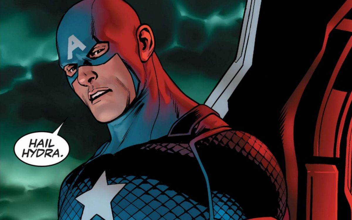 Last Week's Issue: Steve Rogers and the Multi-Headed Monster