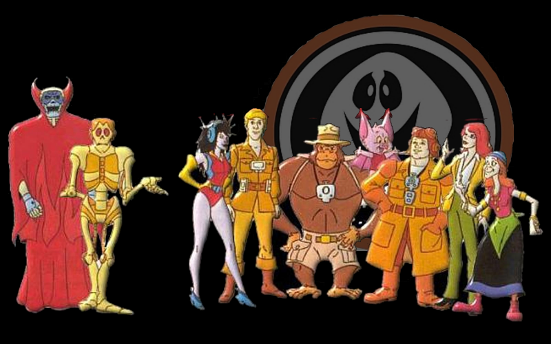 A Brief History of Filmation Ghostbusters Comic Books