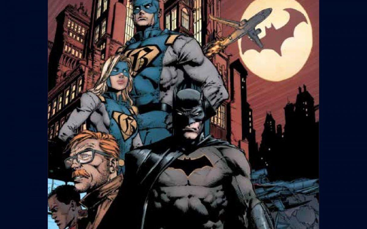 Batman: I Am Gotham Review